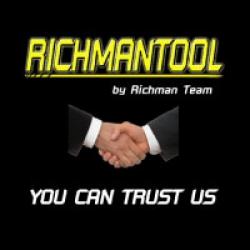 RICHMANTOOL SUPPORT